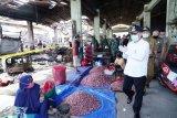 Pembangunan Pasar Juwana yang terbakar dianggarkan pada APBD Perubahan