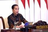 Jokowi minta Gugus Tugas Penanganan COVID-19 di RT/RW diperkuat