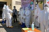 Dua warga Yogyakarta pengunjung Indogrosir reaktif rapid test