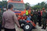 Pesawat 100-PK-MEC jatuh di Sentani,  Pilot seorang perempuan 40 tahun berkebangsaan Amerika Serikat