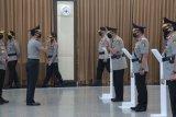 Kapolri Jenderal Idham Azis pimpin kenaikan pangkat 77 pati Polri