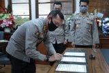 Kombes Awi Setiyono resmi menjabat Karo Penmas Polri