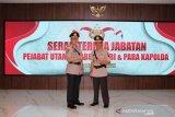 Kapolda Bengkulu beserta istri jalani isolasi mandiri di hotel