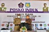 Gubernur Sulsel salurkan bantuan APD dan alat tes cepat di Kepulauan Selayar
