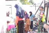 Tiga unit rumah terbakar di Agam, petugas kesulitan lakukan pemadaman