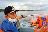 Distribusi logistik Kobar melalui jalur laut tetap lancar