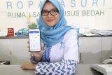 Dukung pembatasan sosial , RSKB Ropanasuri terapkan antrean daring via mobile JKN