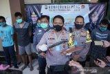 Polresta Probolinggo menangkap komplotan begal truk bersenjata tajam