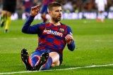 Barcelona dipastikan kehilangan dua pemain utamanya
