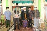 Kapolda NTB silaturahmi ke Ponpes Qhomarul Huda