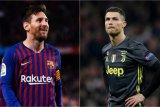 Jurgen Klopp pilih Lionel Messi ketimbang Cristiano Ronaldo