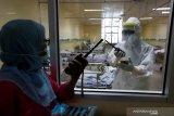 Enam orang tenaga medis RS Darurat COVID-19 Baturaja OKU positif terinfeksi virus corona