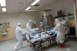 Ruang isolasi-ICU 7 RS rujukan Jakarta terisi 100 persen, COVID-19 Indonesia tambah 3.861