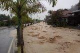 Empat kampung di Aceh Tengah dilanda Banjir bandang, 11 rumah terendam material longsor