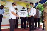 BP-JAMSOSTEK Mimika santuni ahli waris Bamuskam Atuka Rp42 juta