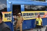 Pemkab Soppeng miliki bus untuk uji swab COVID-19