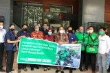 Bank Jateng bersama DKP salurkan bantuan COVID-19
