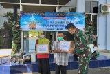 TNI AU Adisutjipto bantu sembako warga terdampak COVID-19
