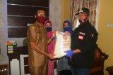 Selama PSBB, Bupati Solok terus distribusikan bantuan beras ke nagari-nagari