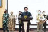 Gubernur Sumsel minta penerapan PSBB gunakan konsep tegas humanis
