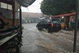 Banjir bandang landa wilayah Cipanas Kabupaten Lebak