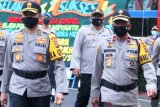 Polda siapkan personel dukung penerapan PSBB Kota Palembang dan Prabumulih