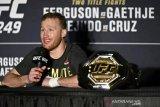 Ada sanksi bagi petarung UFC jika kritik pencegahan corona