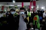 Bupati ingatkan pedagang di Pasar Wage Purwokerto wajib gunakan masker