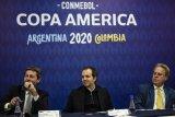 CONMEBOL : Pemain jangan ludahi dan ciumi bola