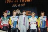 Donald Trump pernah berambisi saingi Tour de France tapi tak kesampaian