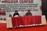 Pasien positif COVID-19 di Malut naik jadi 81