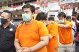 Polisi tangkap ketua geng motor penyerang perumahan guru