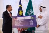 Saudi sumbang peralatan pengobatan ke Malaysia