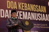 Menag Fachrul Razi ajak umat beragama Indonesia ketuk pintu langit lewat doa