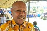 Dinas PU Jayapura lakukan pengaspalan jalan menuju ruang isolasi