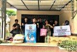 Pemprov  salurkan 844 paket untuk mahasiswa Sulsel di Jawa dan Bali