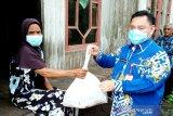 Bantuan ikan segar untuk 1000 keluarga di Kotim cegah COVID-19