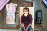Polres Palu amankan dua orang diduga edar uang palsu