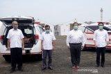 Toyota kirim bantuan penanganan COVID-19 pada PMI dan Kemenkes
