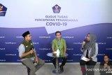 NU dan Muhammadiyah masifkan fasilitas cuci tangan bersama cegah COVID-19