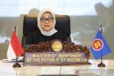 Menaker mendorong peta jalan pascapandemi ASEAN bidang ketenagakerjaan