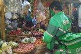 Grab resmikan layanan belanja daring di Pasar Bitingan Kudus