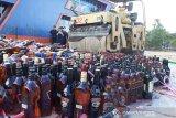 BC Kepri musnahkan barang hasil penindakan bernilai Rp18,2 miliar