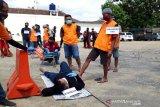 Keroyok korban hingga tewas, sembilan tersangka jalani rekonstruksi di Boyolali