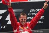 Hasil voling, juara dunia tujuh kali Schumacher menjadi orang paling berpengaruh di Formula 1