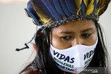 Obat herbal racikan sendiri jadi pilihan warga Amazon untuk cegah COVID-19