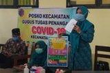 PKK Lombok Utara menyalurkan bantuan alat kesehatan penanganan COVID-19