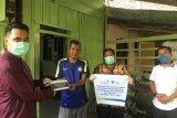 Dompet Dhuafa Waspada-PT Herfinta Farm & Plantation Salurkan Zakat