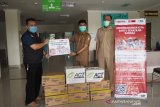 ACT memberikan APD ke rumah sakit di Lombok Timur