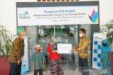 PLN Sumbar berbagi kebahagiaan dengan anak yatim dan dhuafa